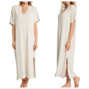 Barefoot Dreams Cozychic Ultra Lite Caftan Dress